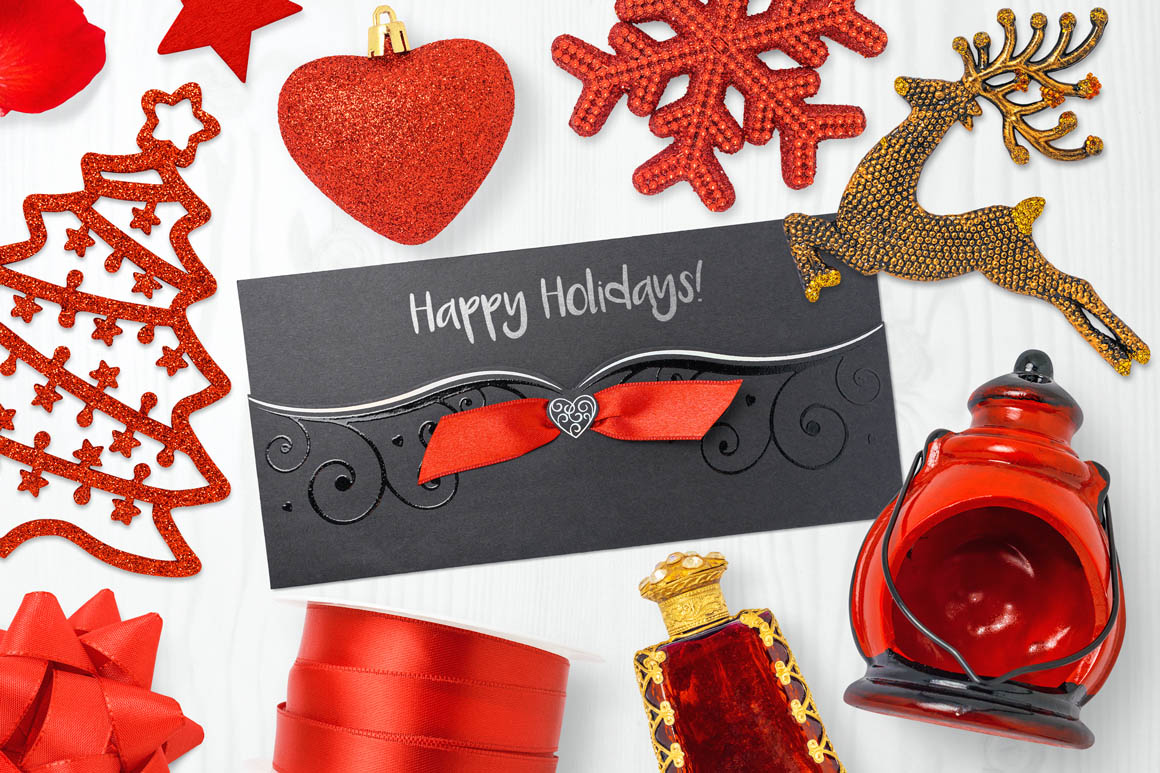 Isolated Christmas Objects 32