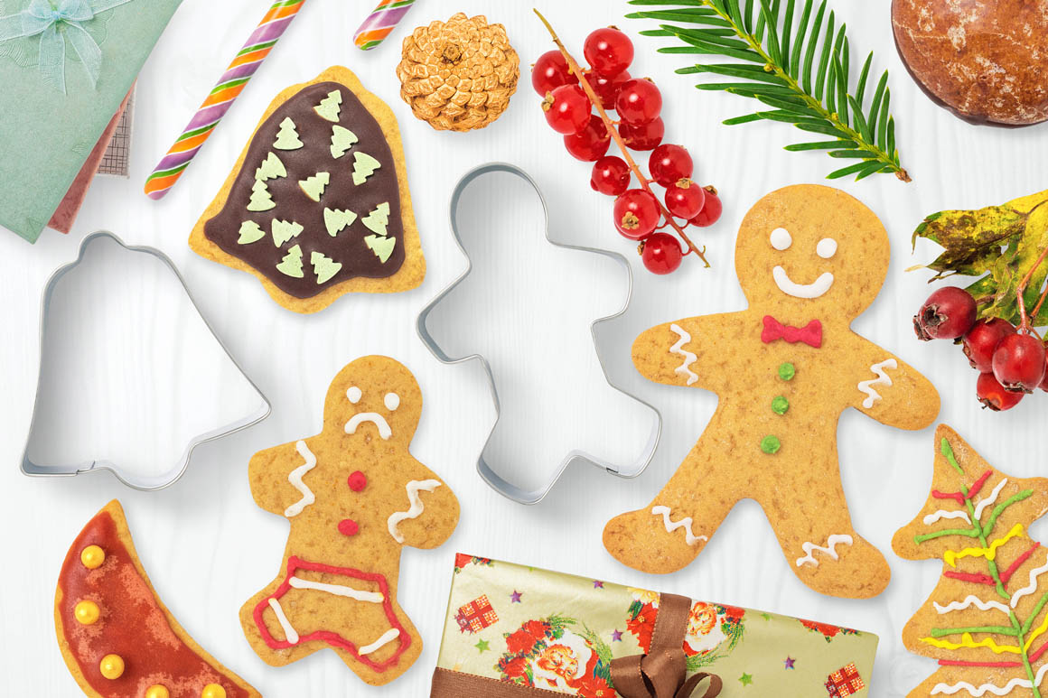Isolated Christmas Objects 37