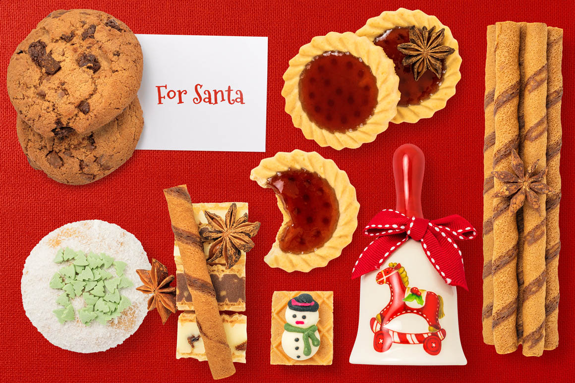 Isolated Christmas Objects 40