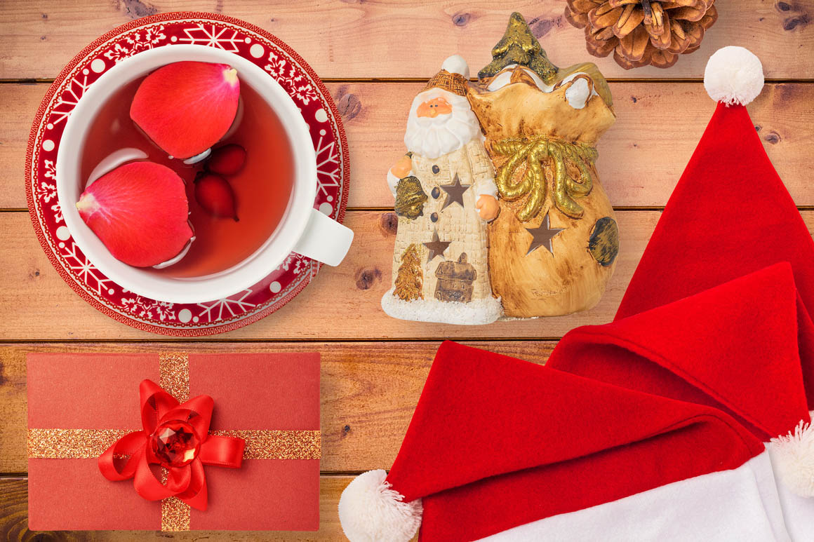 Isolated Christmas Objects 41