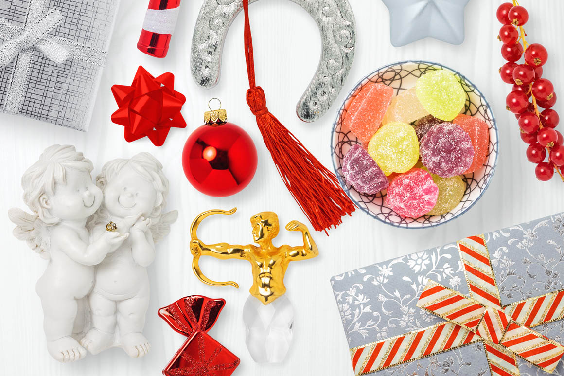 Isolated Christmas Objects 47