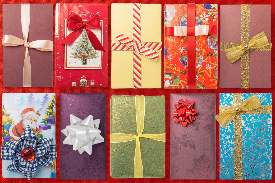 Isolated Christmas Objects 49