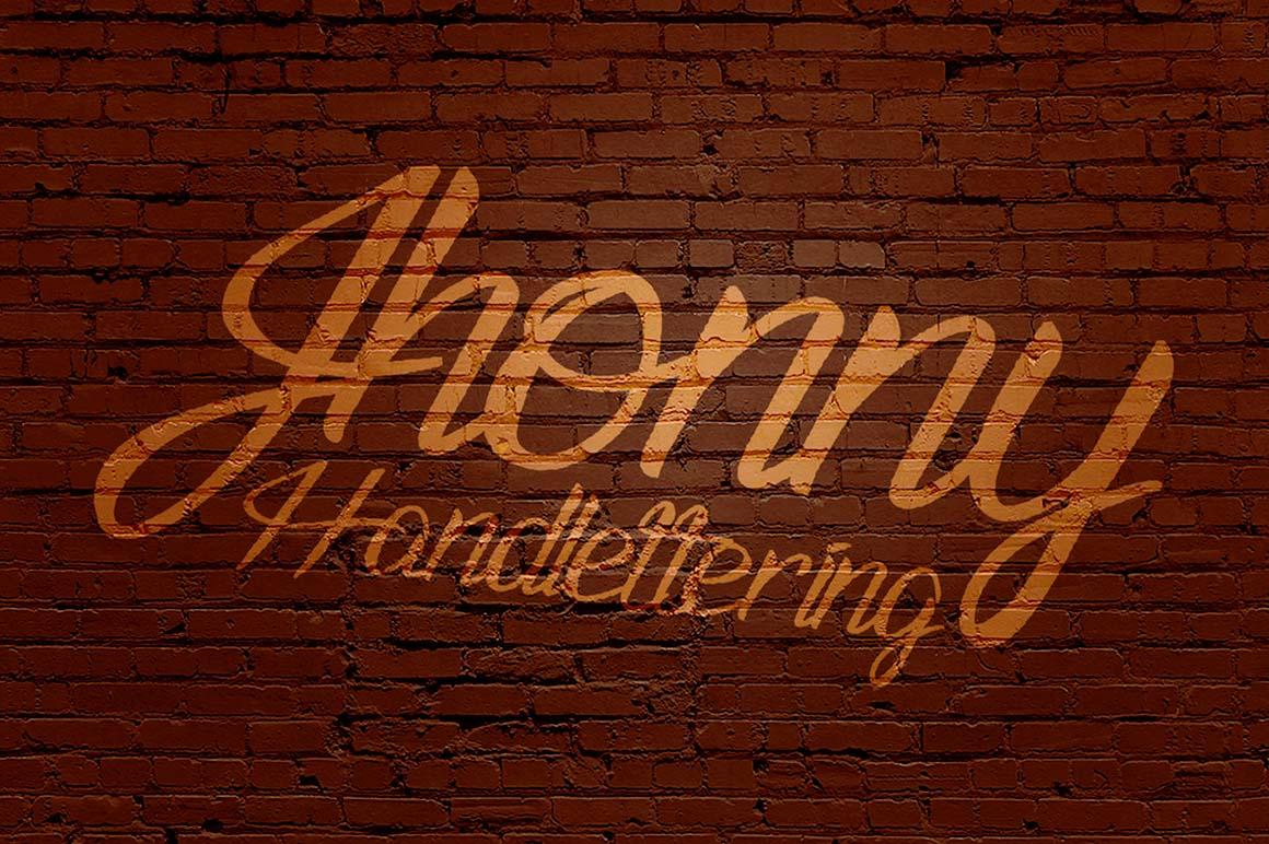 JHONNY Handlettering