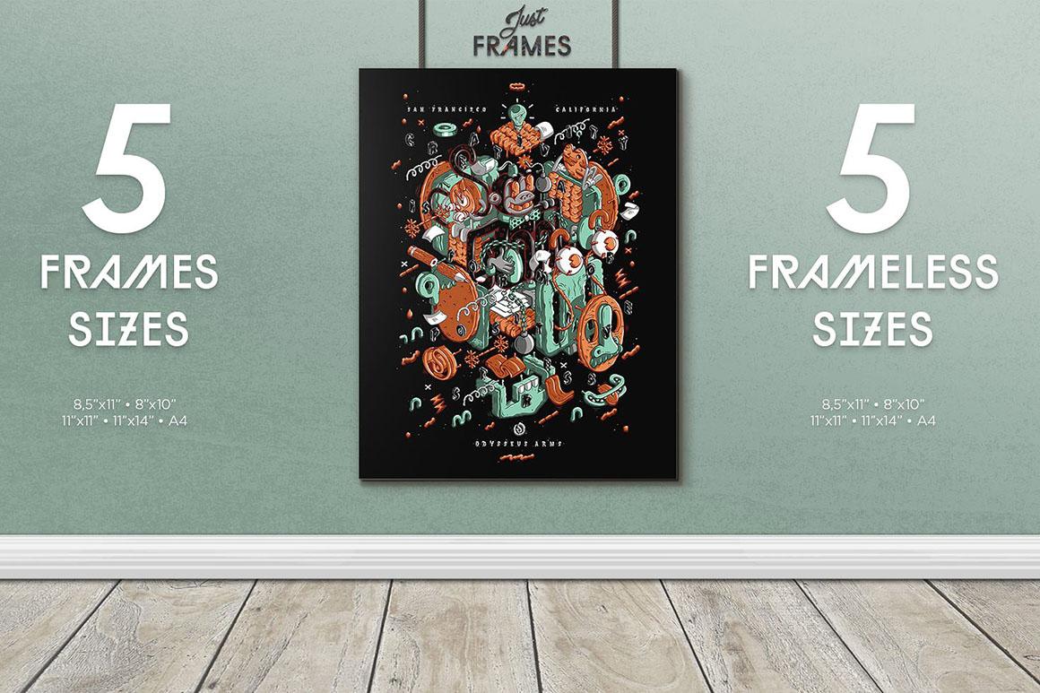 JustFrames3