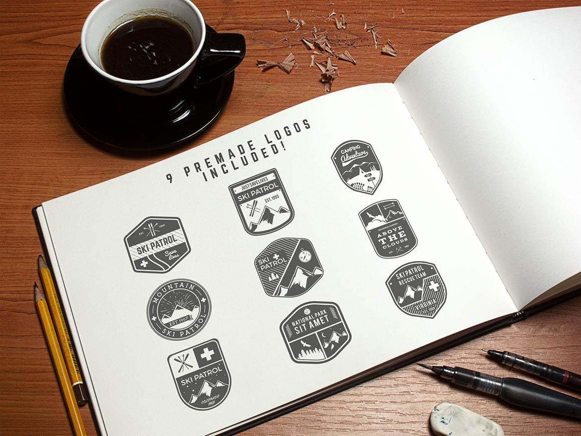 LogoCreationKitCampingEdition5