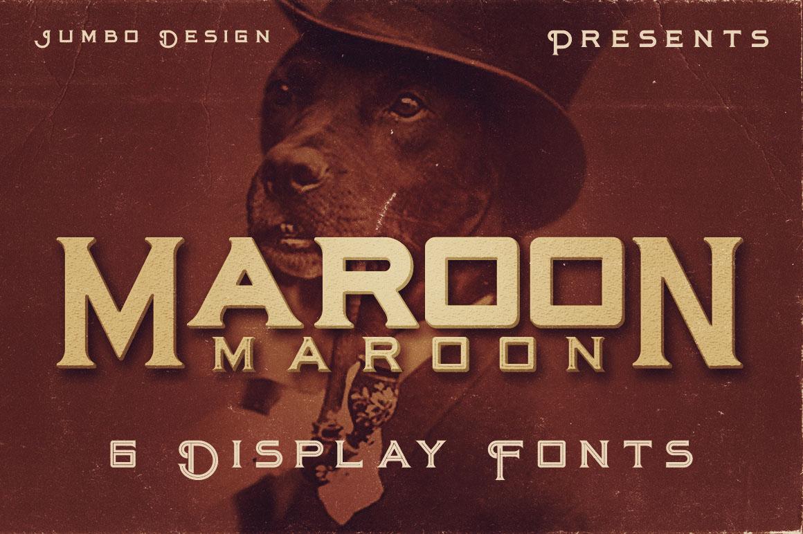 Maroon1