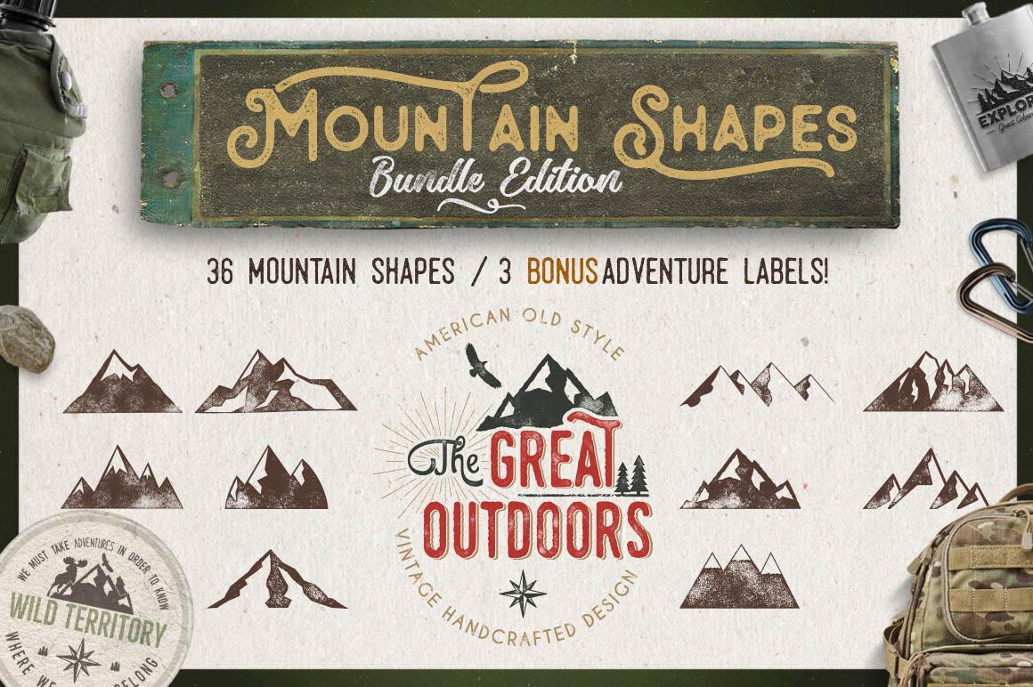 MountainShapesBundle1