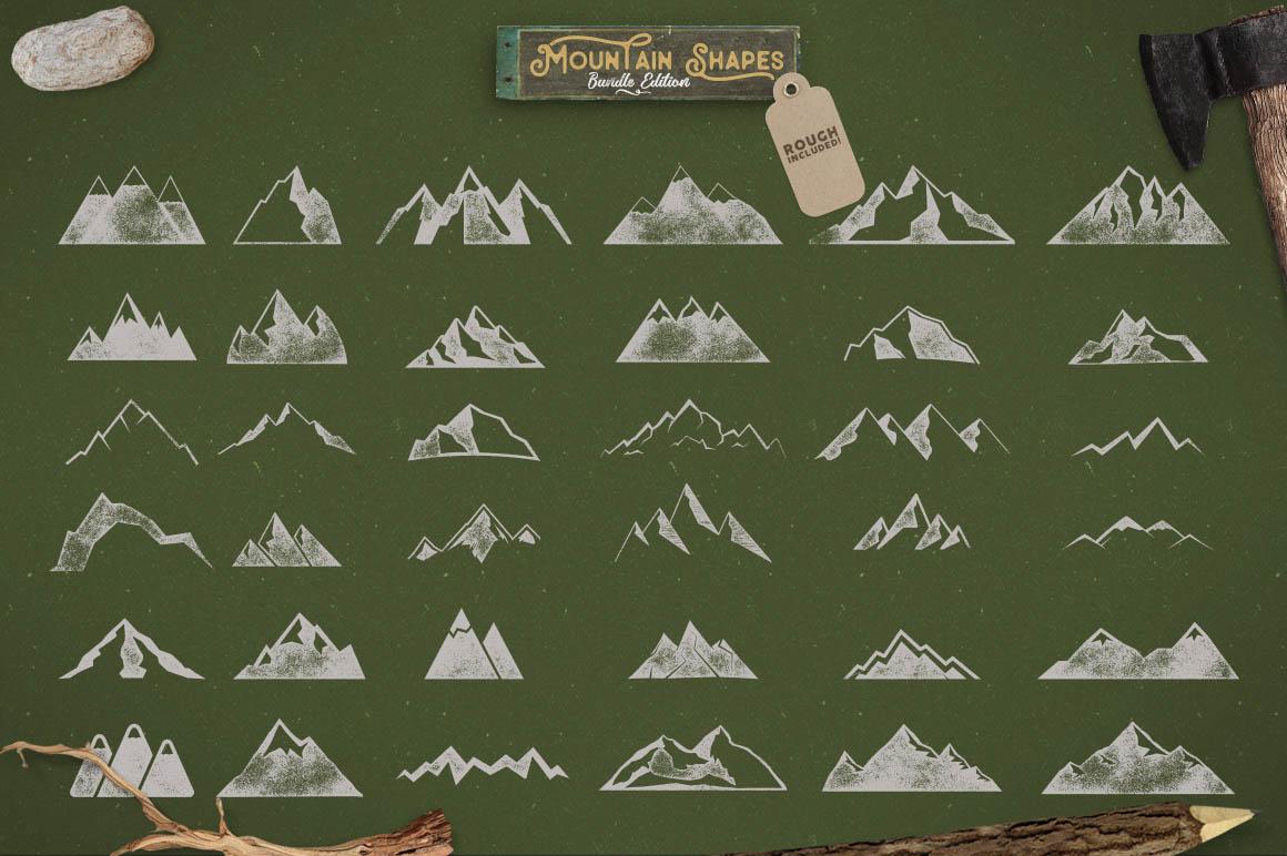MountainShapesBundle3