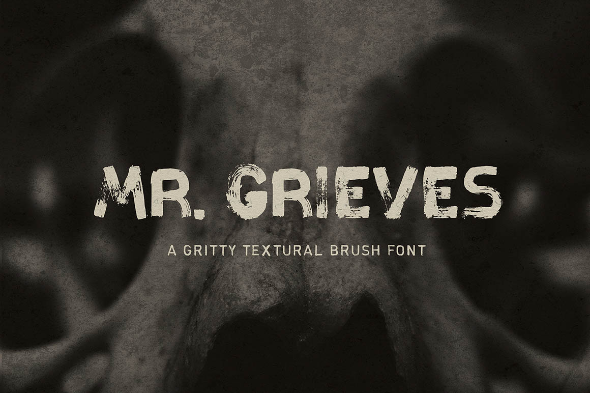 MrGrieves-free-font-1