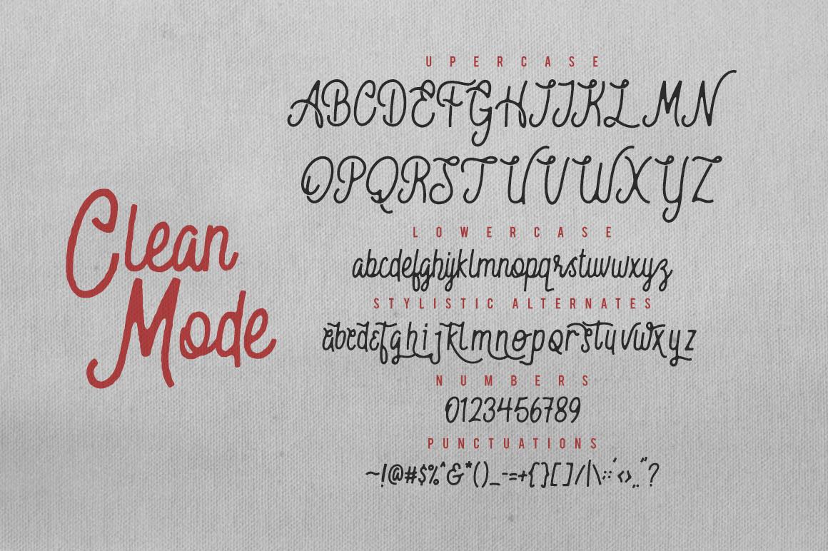 Nobbler Typeface 3