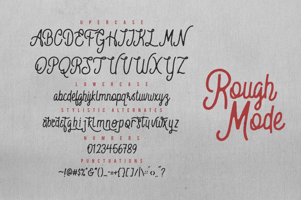 Nobbler Typeface 5