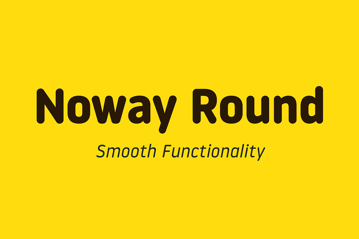 Noway-Round-Free-Font-1