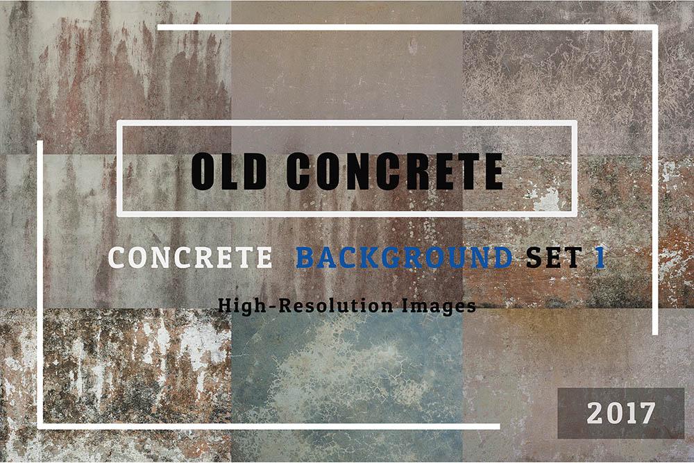 OLD-CONCRETE-of-50-Concrete-Textures-Background-Set-01