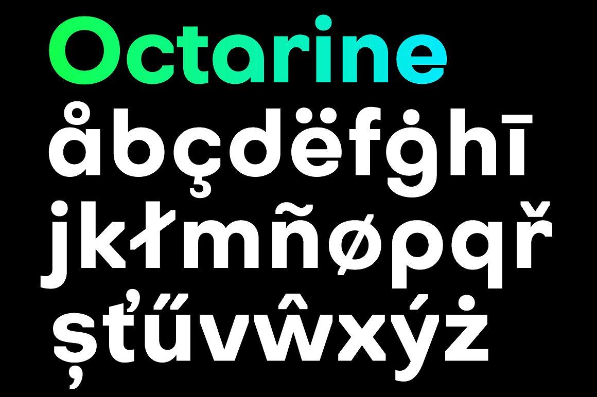 Octarine-free-font-1
