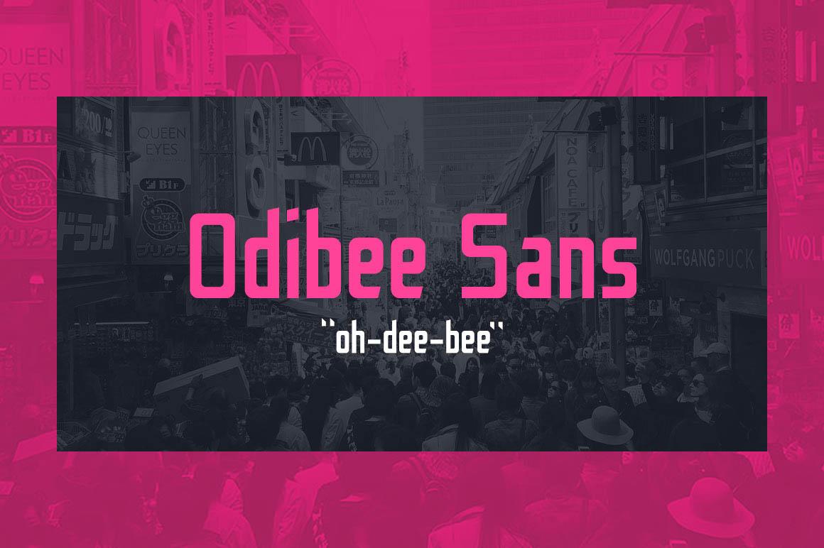 OdibeeSans1