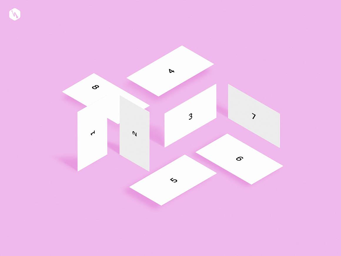 perspectivebusinesscardsmockup2