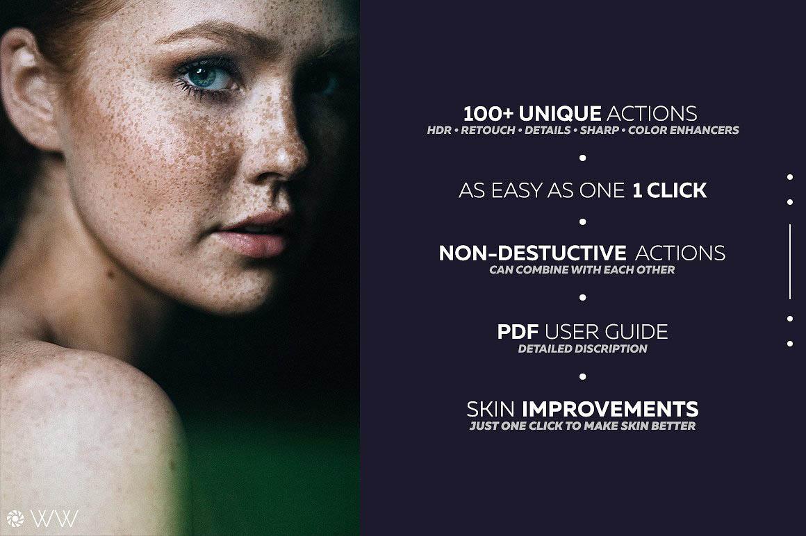 Photoshop Master - Actions Bundle 4