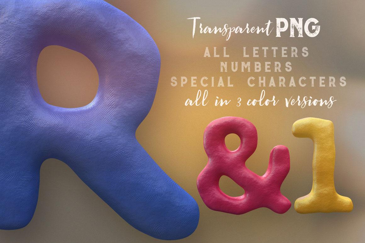 Plasticine-3d-lettering-02