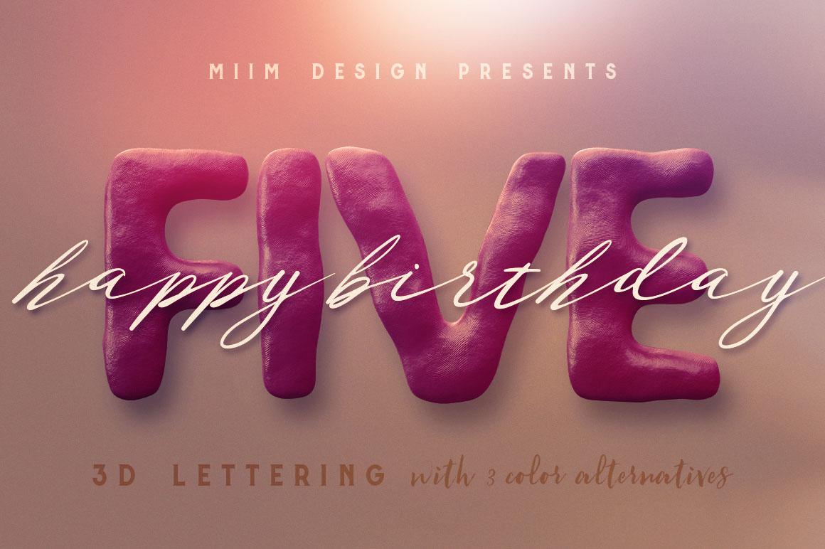 Plasticine-3d-lettering-05