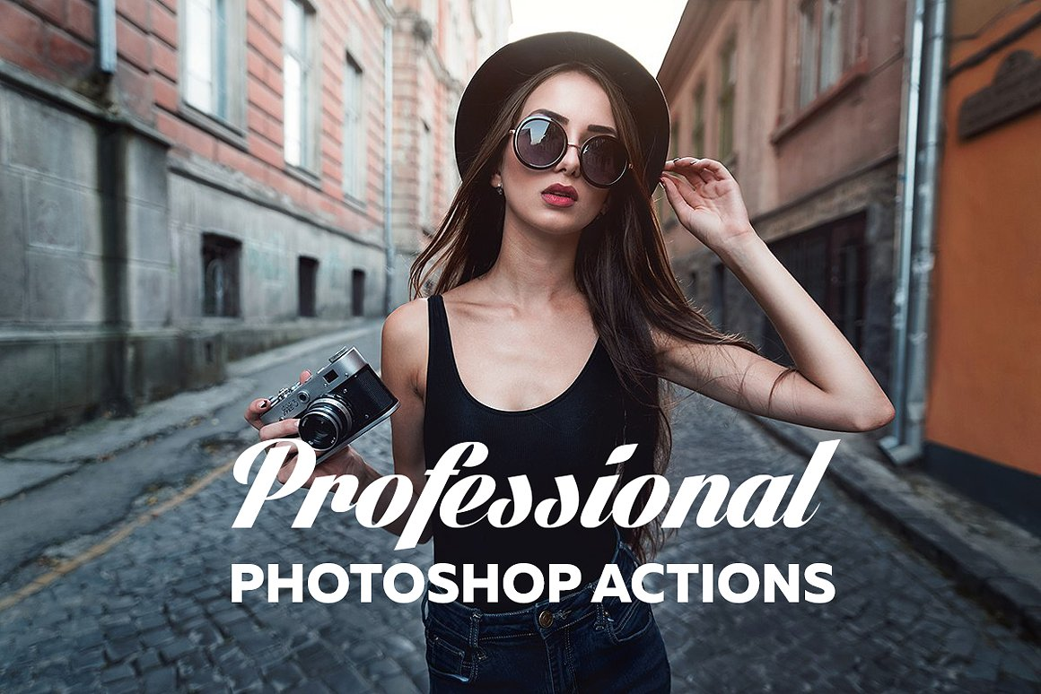 Professional Photoshop Actions 1