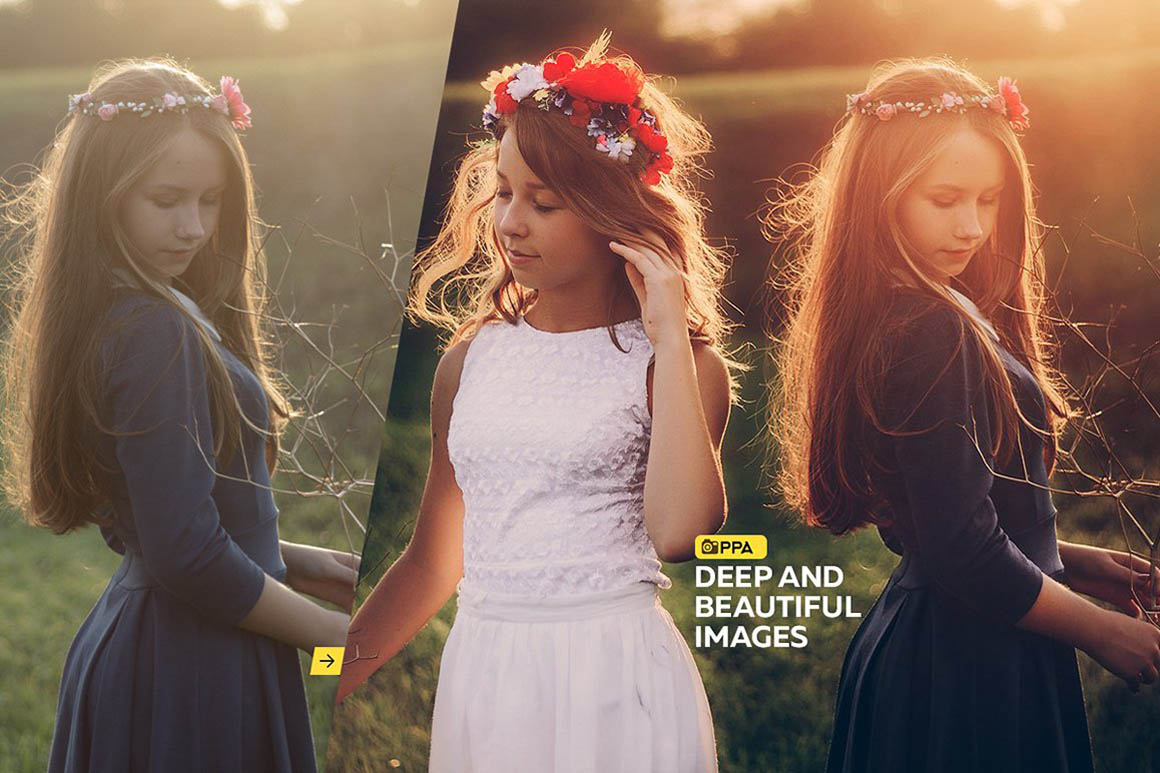 Professional Photoshop Actions 6