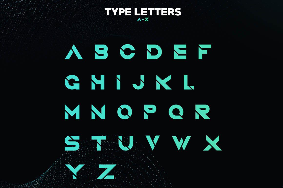 Quantum-free-font-2