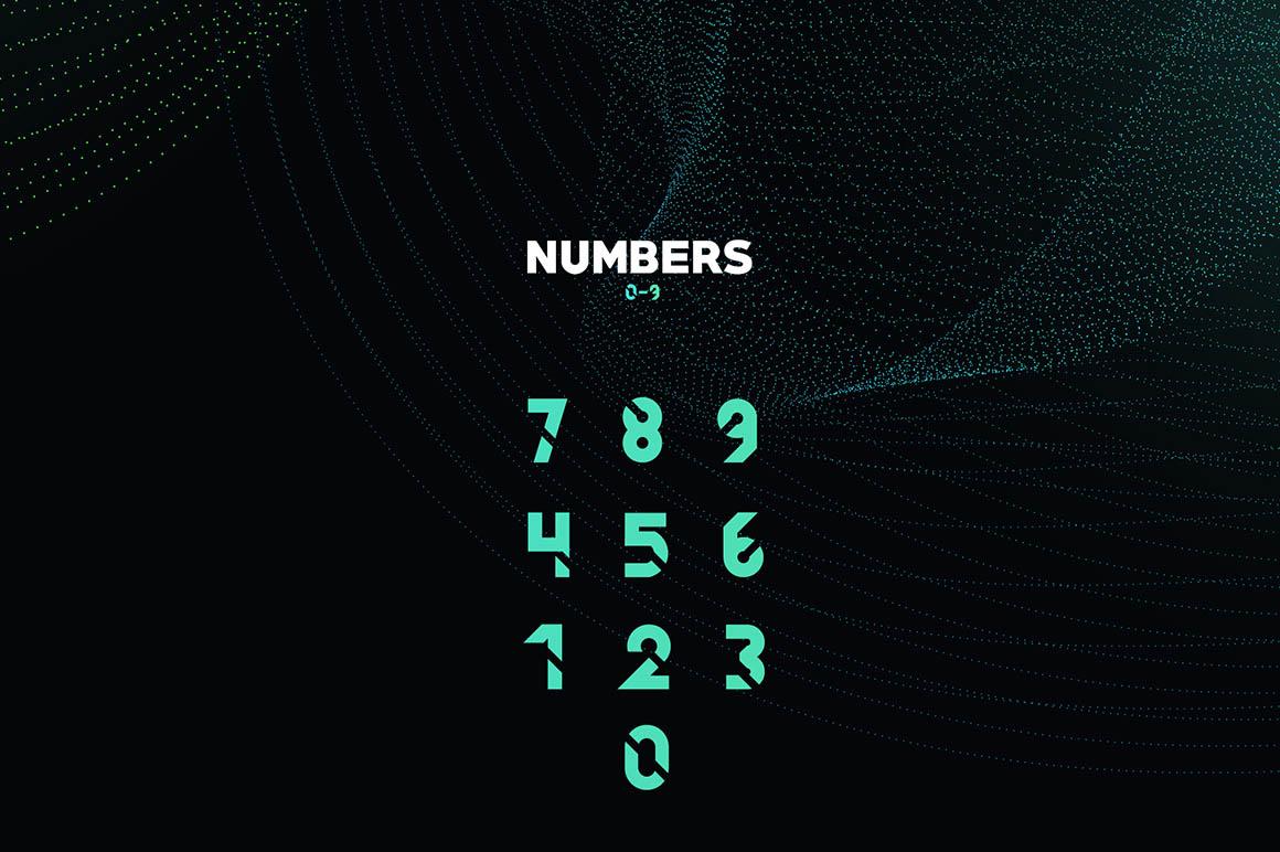 Quantum-free-font-3