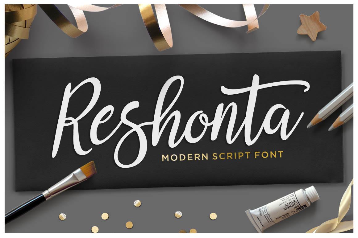Reshonta Script 1