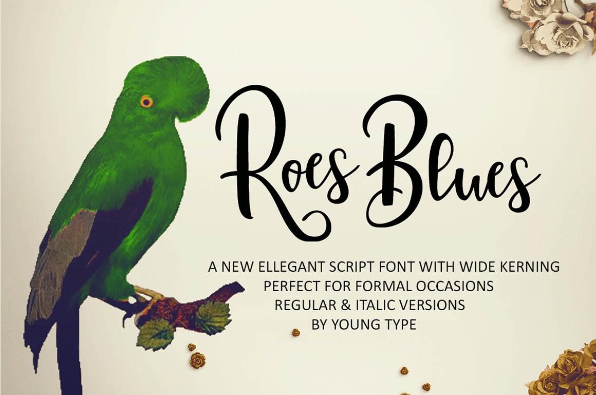 Roes Blues Script 1