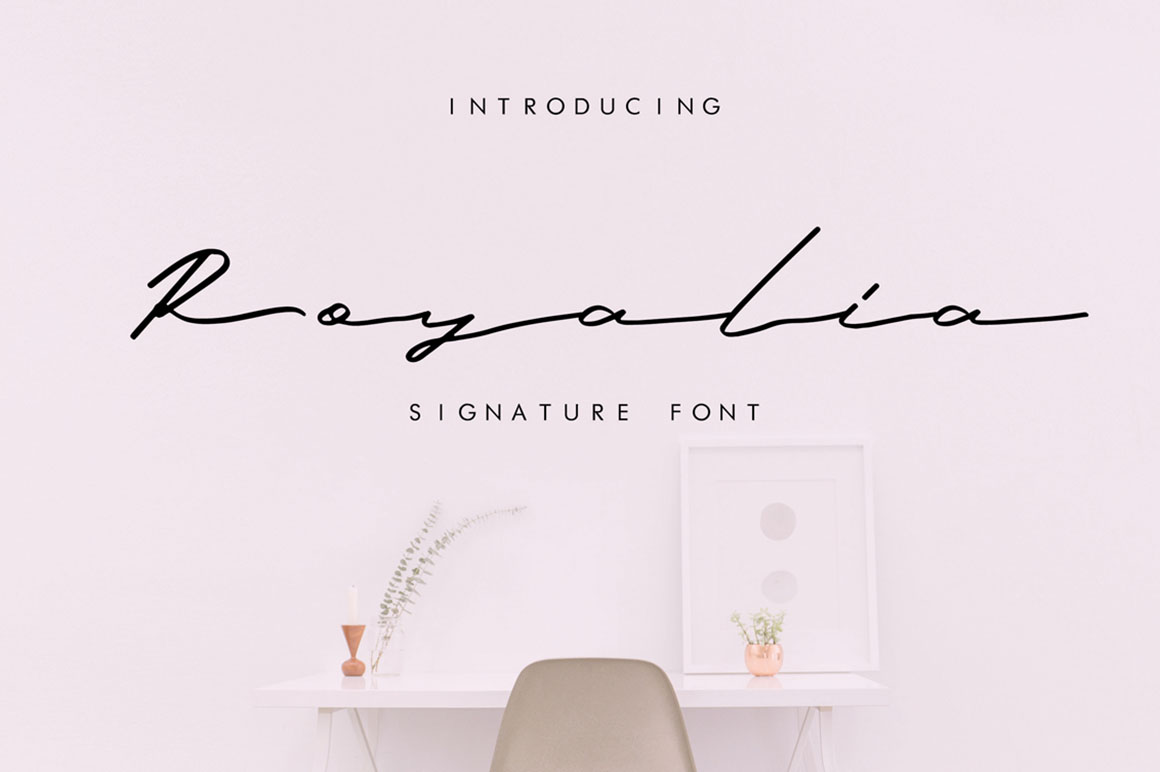 Royalia - Free Font - Dealjumbo com — Discounted design bundles