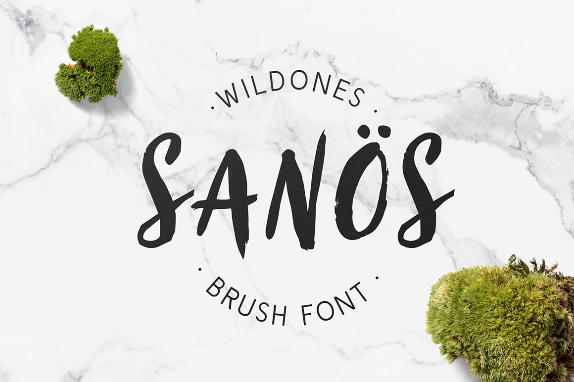 Sanos - Free Font - Dealjumbo com — Discounted design