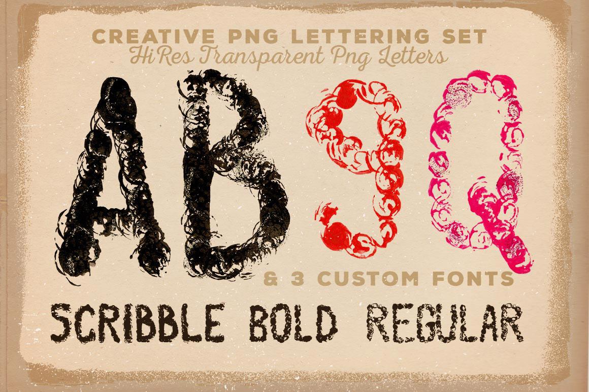 Scribble3
