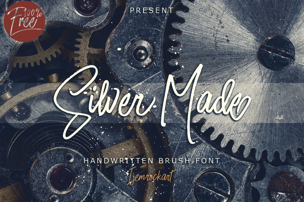 Silver-Made-Free-Font-01