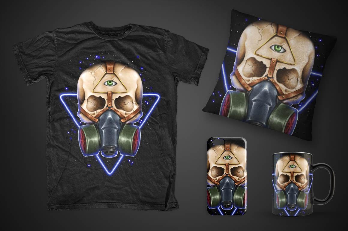 Skull Respirator