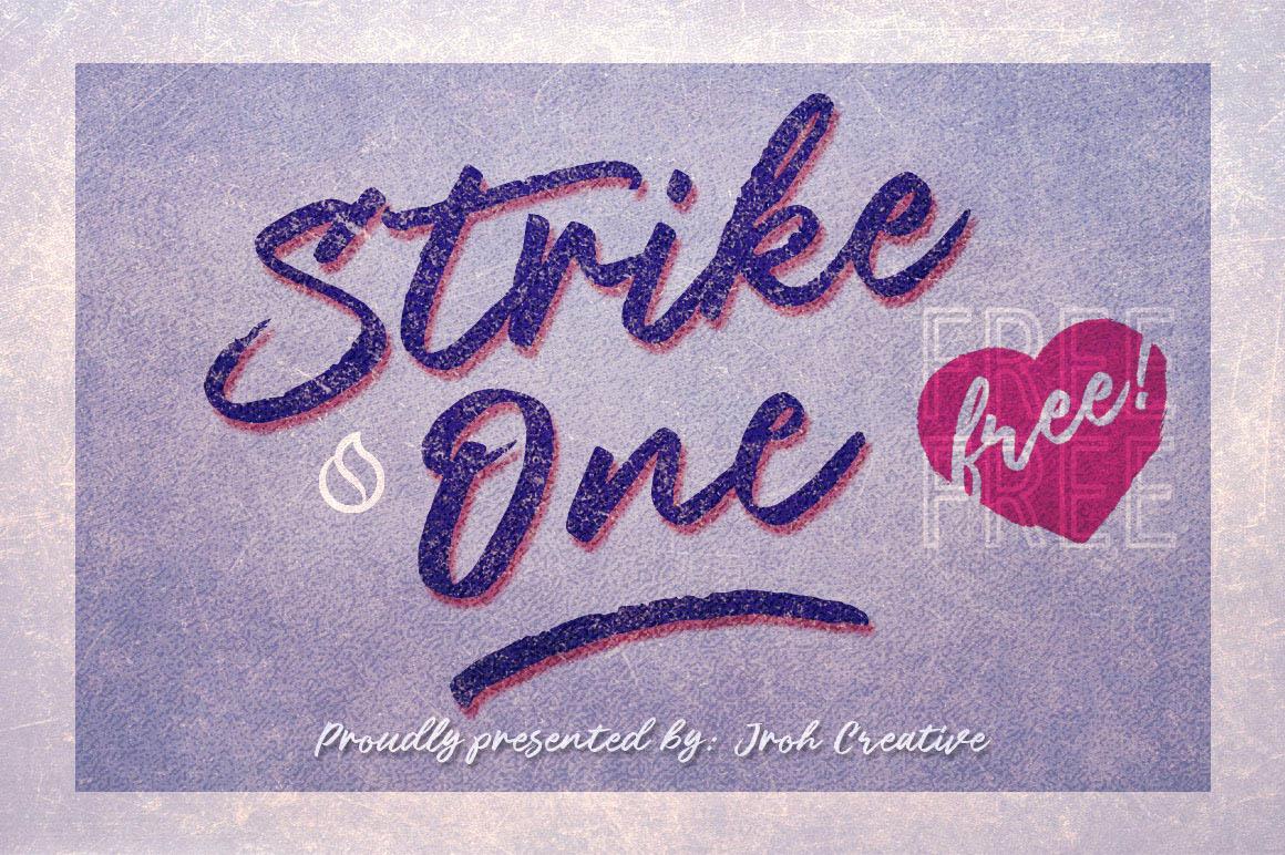 strikeone1