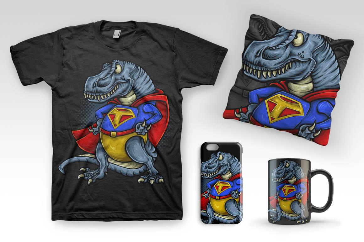 Super T- Rex