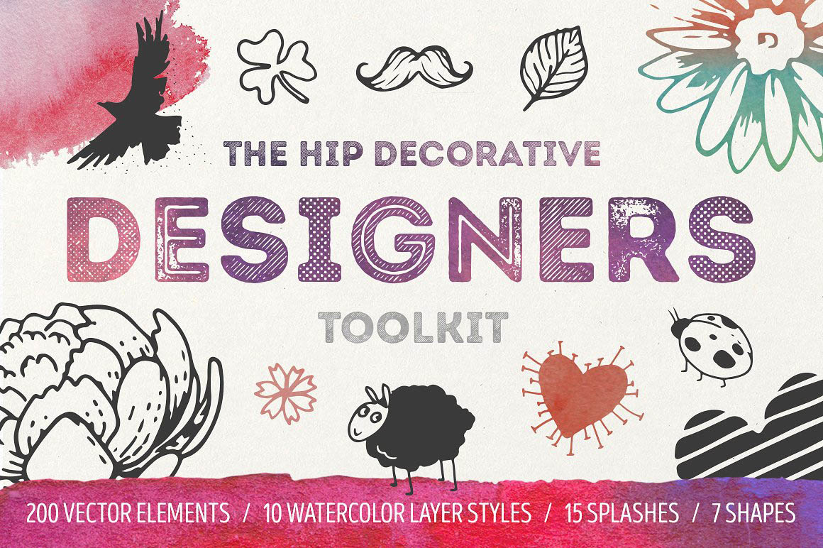 The Hip Decorative Toolkit1a