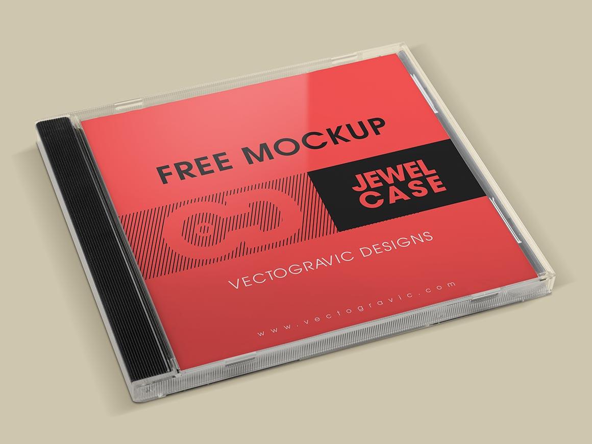 Vectogravic - VCD Mockup 01
