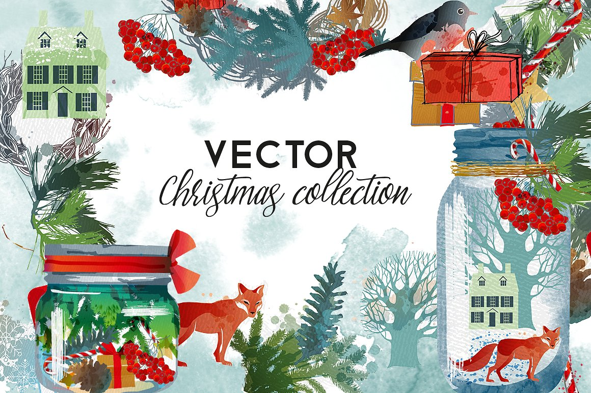Vector-christmas-collection-1