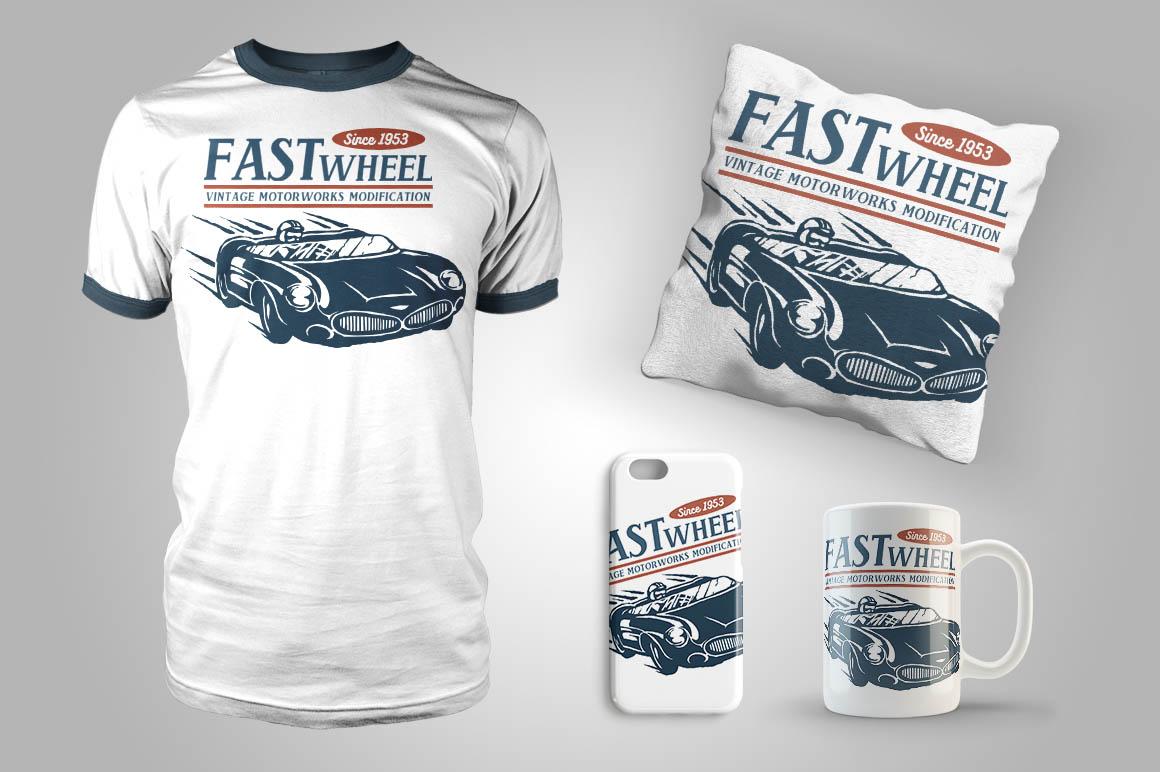 Vintage Racer Speed