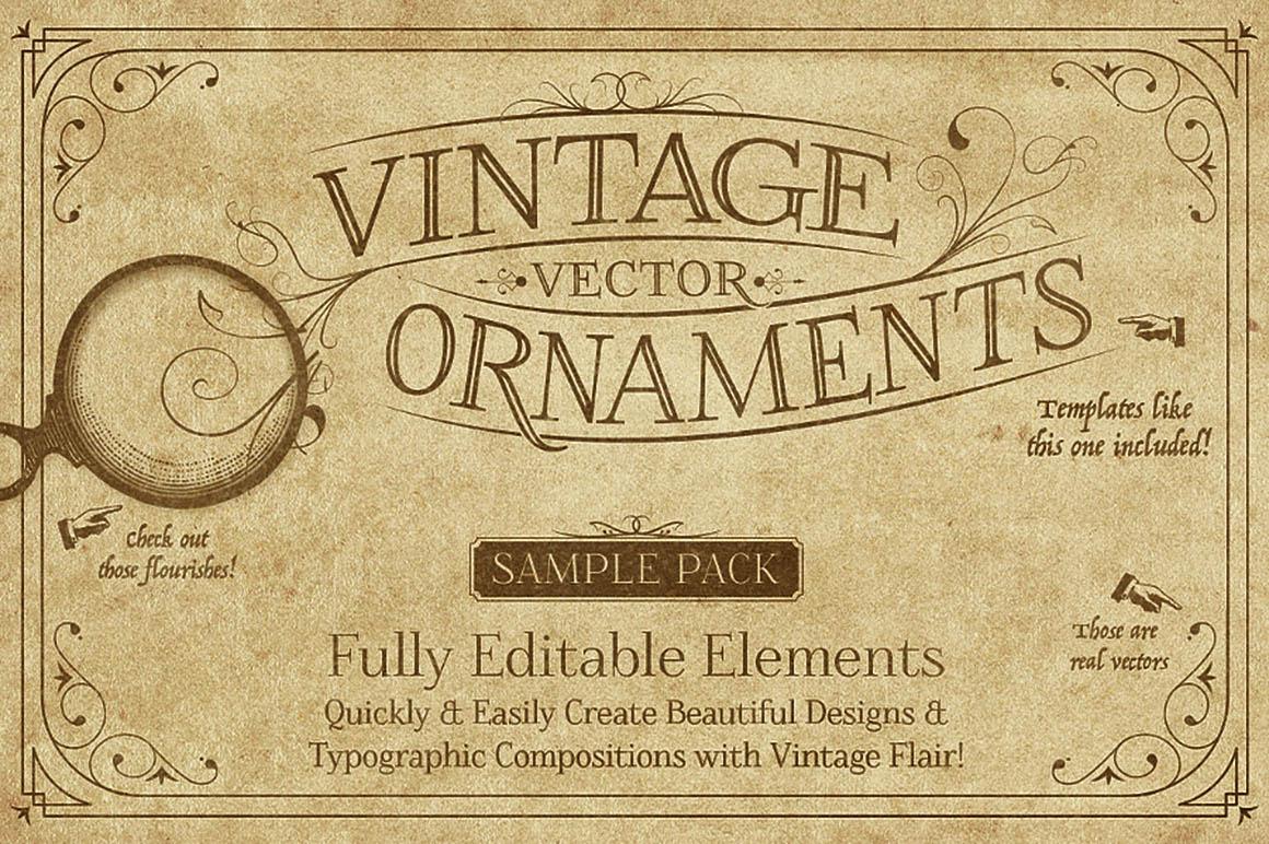 vintagevectorornaments1