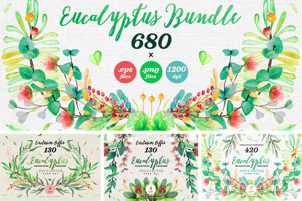 500 Vector Mandala Ornaments • $6