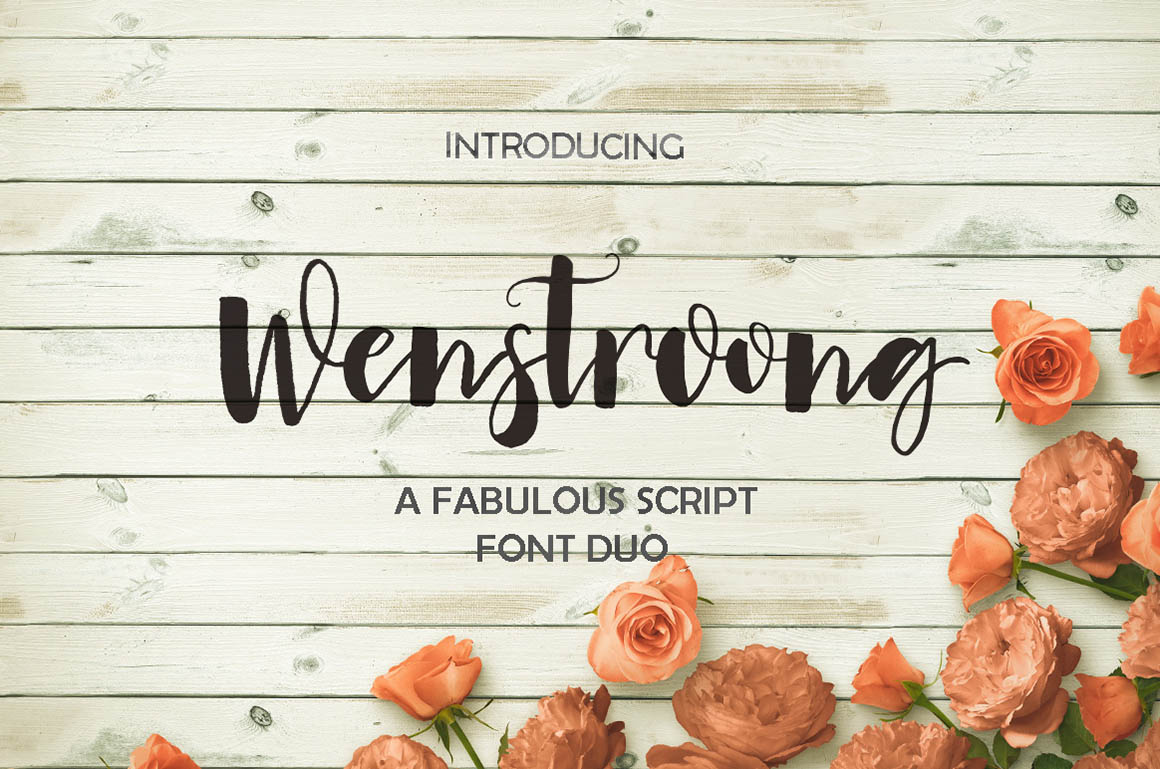 Wenstroong Script 1