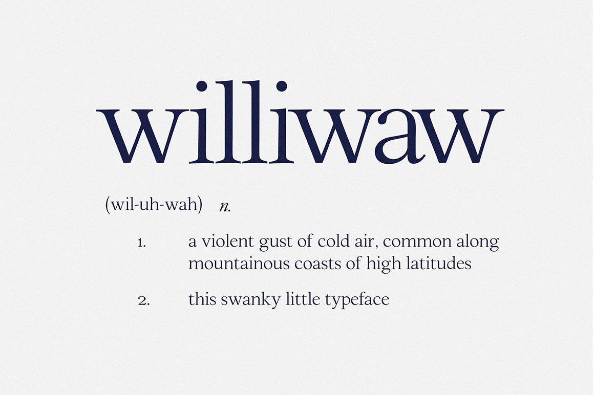 Williwaw-Book-free-font-1