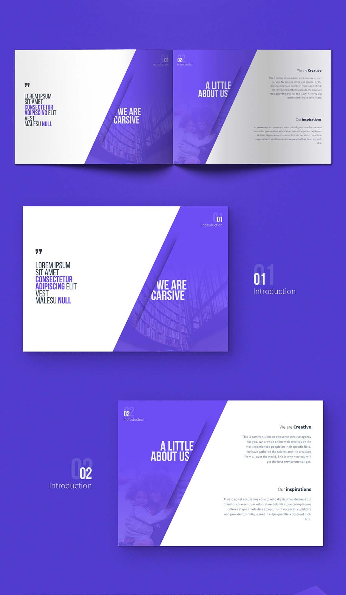 Free PSD Brochure Template - Dealjumbo.com — Discounted design ...