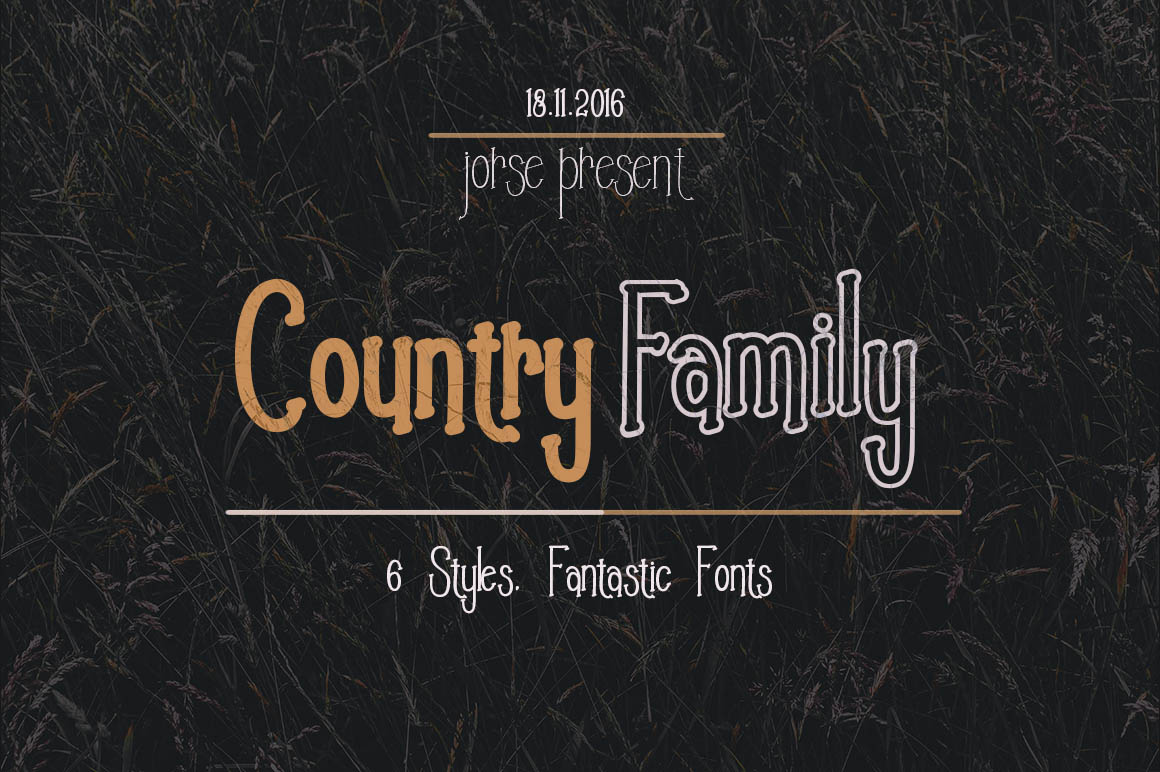 country-family1
