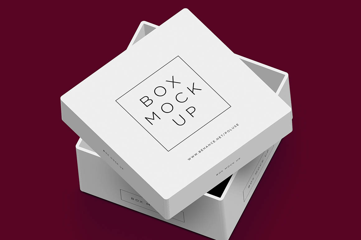 free psd packaging box mockup dealjumbo com discounted design