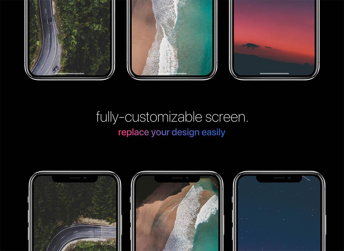 free-iphone-x-mockup-5