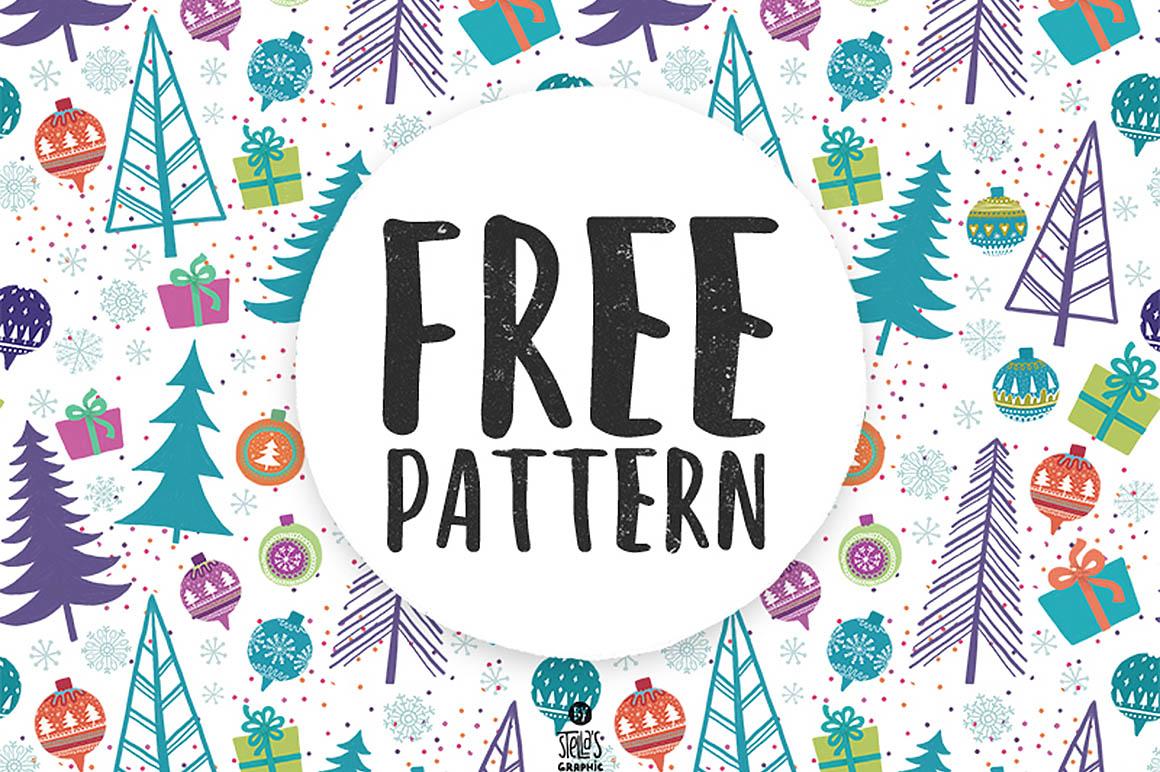 free_christmas_pattern1