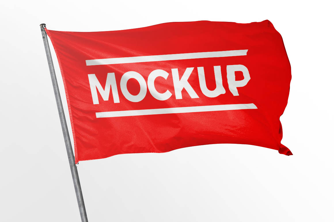 free flag mockup dealjumbo com discounted design bundles with